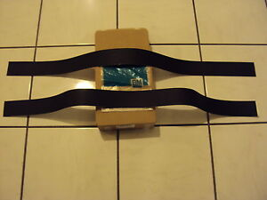 GM-Fuel-Gas-Tank-Strap-Insulator-Anti-Squeak-Pads-NOS