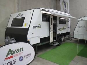 2020 Avan Aspire 555 Adventure Pack ALKO Coil Ensuite And More N1594 Bassendean Bassendean Area Preview