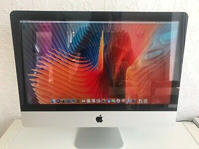 "Apple iMac 21.5"" Core i5 2.5Ghz Quad Core 24GB RAM 128GB SSD + 1TB HDD"