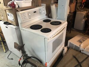 Kenmore Stove - used