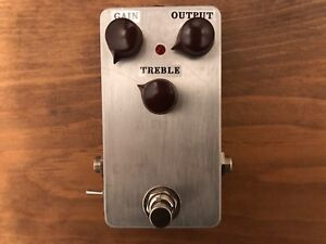 Hand built Klon clone w/ selectable clipping diodes