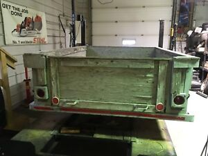 6 by 9 utility trailer