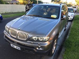 2004 BMW X5  V8 swap or sell Mitcham Whitehorse Area Preview