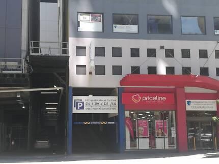 undercover parking at $270/month at 58 Franklin st Melbourne