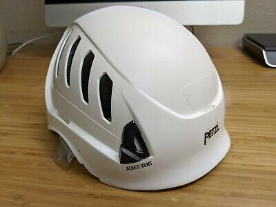 Petzl Alveo Vent Helmet - Work At Height - Rescue - Safety