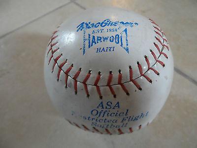 Baseball der Marke HARWOOD  Modell ,,Haiti,,