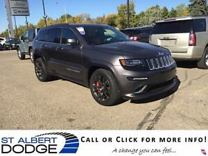 2014 Jeep Grand Cherokee SRT | AWD | LEATHER | BACK CAM | SUNROO