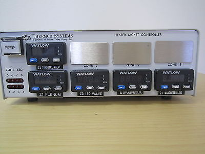 Svg Thermco 5 Position Heater Jacket Controller 604499-01 Used Vtr 7000
