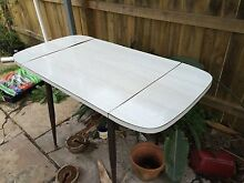 Formica retro drop leaf gardening table Manly Vale Manly Area Preview