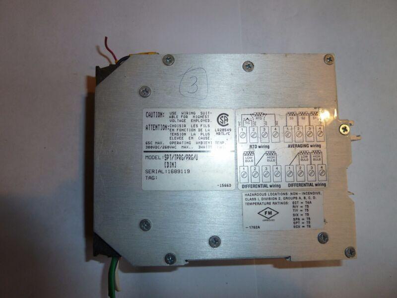 Moore SPT/TPRG/PRG/U [DIN] Site-Programmable Transmitter