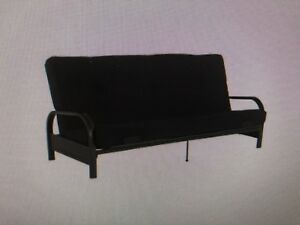 Black futon (broken)