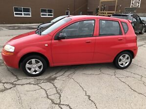 2005 Chevrolet Aveo LT Wagon/CERTIFIED/NO ACCIDENT
