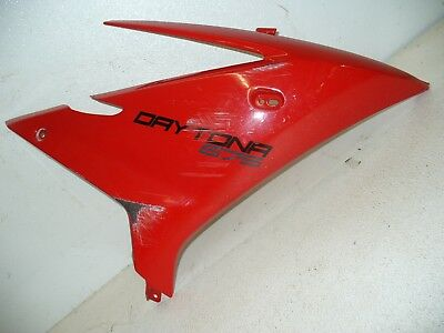 TRIUMPH DAYTONA 675 TRIPLE 13 16 FRONT RIGHT SIDE LOWER FAIRING COWL D