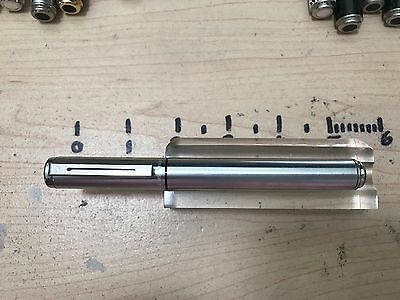 Sheaffer Award rollerball pen stainless steel