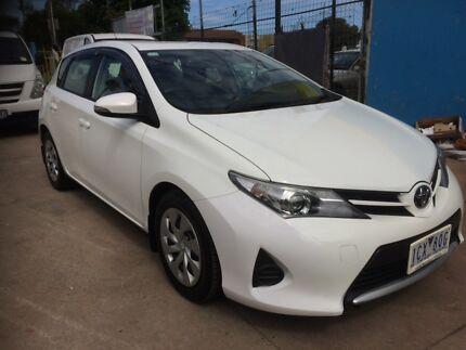 2014 Toyota Corolla hatchback Auto Roxburgh Park Hume Area Preview