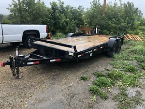 NEW 18 Ft. Tandem Axel HD Trailer