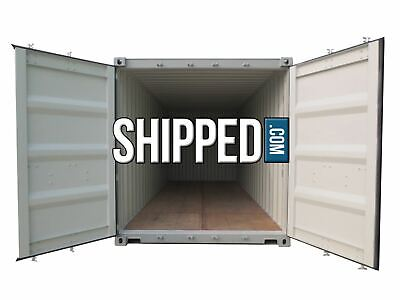 UNITS AVAILABLE!! NEW 20FT CONTAINER / STORAGE UNIT FOR SALE in SANTA FE, NM