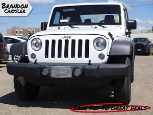2018 Jeep Wrangler JK Sport ~ Air Conditioning, Cruise Control!