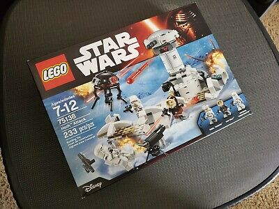 LEGO Star Wars 75138 Hoth Attack Han Solo Imperial Snowtrooper NEW