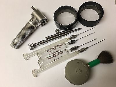 Optometry Equipment Tools Lot 3 Of Many