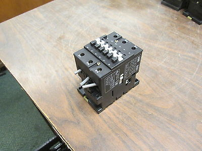 Abb Contactor B50 24v Coil 65a 600v Used