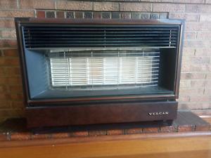 Vulcan vintage heater