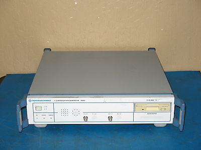 Rohde Schwarz Iq Modulation Generator Amiq 1110-2003-04
