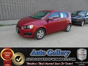 2014 Chevrolet Sonic LT *Low Price!