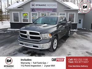 2017 RAM 1500 SLT HEMI! 4X4! OWN FOR $236 B/W, 0 DOWN, OAC