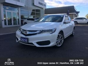 2016 Acura ILX PREMIUM PACKAGE- LOW KMS!