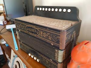 Antique Hohner accordion Joyner Pine Rivers Area Preview