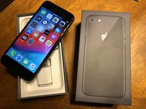 iPhone 8 with Apple Care Plus - $400 FIRM