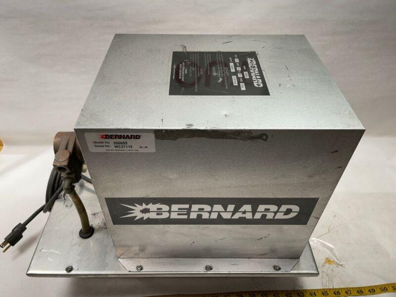 Bernard TIG Welding Cooler Stainless 3500SS 115V Made in USA