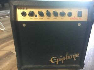 Epiphone guitar amplifier