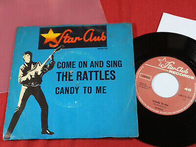 AND SING / CANDY TO ME  7