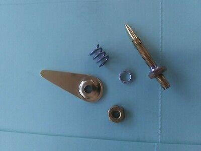 Maytag 92 Gas Engine Hit Miss Carburetor Needle Valve Spring And Lever Kit.