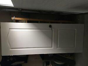 Porte 30x80 avec poignee