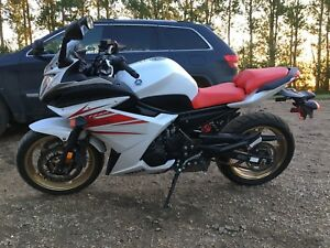 2010 Yamaha Sport Bike