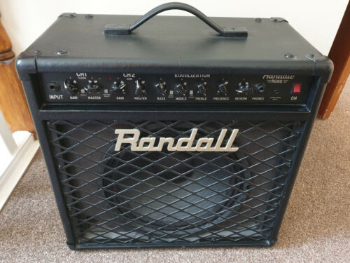 Randall RG80 Solid State Combo