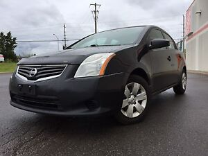 2010 Nissan Sentra certified by Nissan on special
