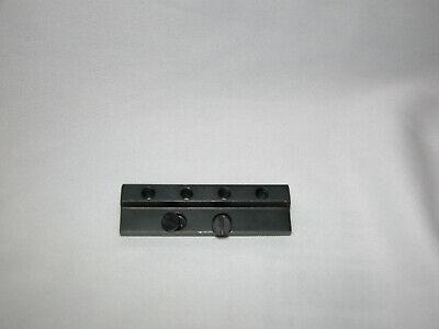 Plate Winchester 80A,80B Model 69 72  Receiver Sight Aperture
