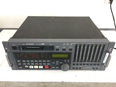 Sony PCM-800 PCM800 8-Channel DTRS Digital Audio Hi8 Tape Recorder Player