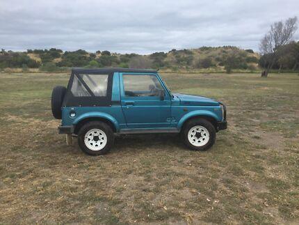 Suzuki Sierra 1993