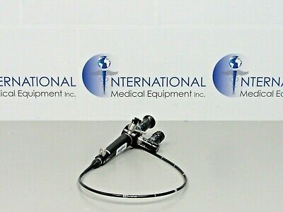 Olympus Lf-tp Intubation Fiberscope Endoscopy Endoscope 2