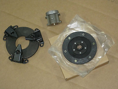 Clutch Plate And To Bearing Wret Pressure All New For Ih 154 Cub Lo-boy 185