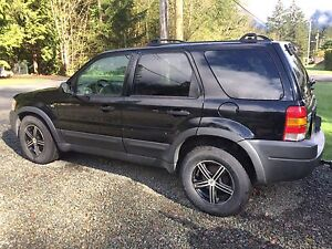 2003 Ford Escape XLT  3.0  V6 4X4 auto