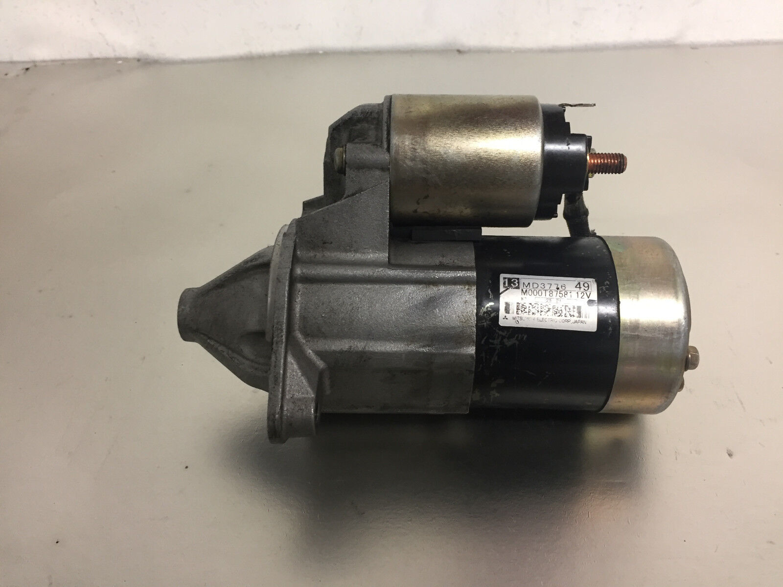 mitsubishi did starter manual may motor cc diesel