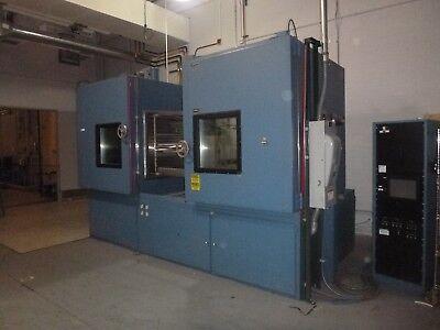 Russells Thermal Shock Test Temperature Chamber Thermotron Espec Envirotronics