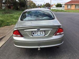 2001 Ford Au Futura Falcon Sedan Salisbury Plain Salisbury Area Preview