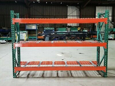 Pallet Rack Racking Shelving Racks Warehouse Teardrop New Beams 96x4